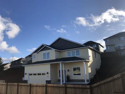 Salem Single Family Home For Sale: 2836 Golden Eagle Ct
