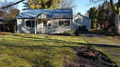Salem Single Family Home For Sale: 2086 Raynor St