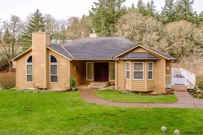 Salem Single Family Home For Sale: 3970 Orchard Heights Pl