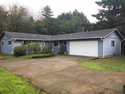Salem Single Family Home For Sale: 1860 Evergreen Av