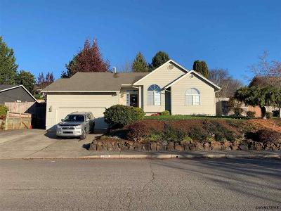 Salem Single Family Home For Sale: 1423 Ammon St