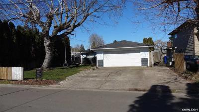 Salem Single Family Home For Sale: 4669 Indiana Av