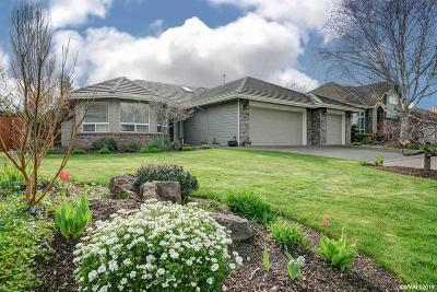 Keizer Single Family Home Active Under Contract: 910 Player Dr