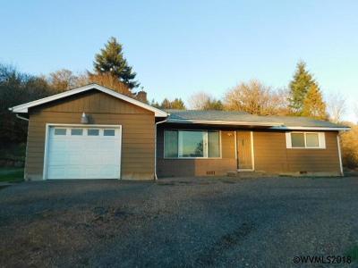 Salem Single Family Home For Sale: 4305 Salem Dallas Hwy