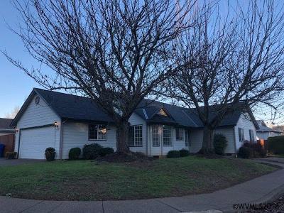 Salem Single Family Home For Sale: 5826 Cobalt Lp