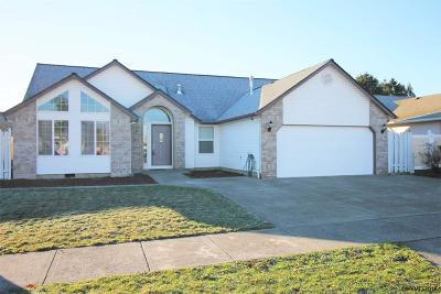Salem Single Family Home For Sale: 4408 San Francisco Dr