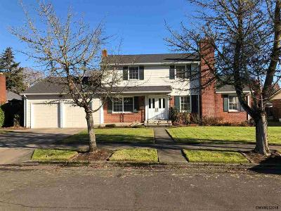 Albany Single Family Home For Sale: 1235 Walnut St