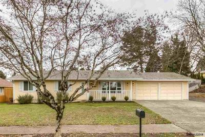 Sublimity Single Family Home Active Under Contract: 396 N Center St