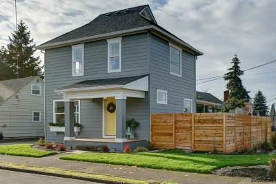 Salem Single Family Home For Sale: 1295 14th St