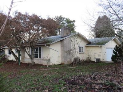 Salem Single Family Home For Sale: 4936 Pullman Av