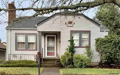 Salem Single Family Home For Sale: 1715 19th St