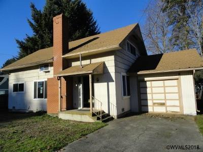 Stayton Single Family Home For Sale: 667 W Ida St