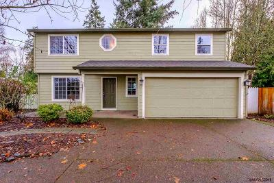 Canby Single Family Home Active Under Contract: 1416 S Birch Ct