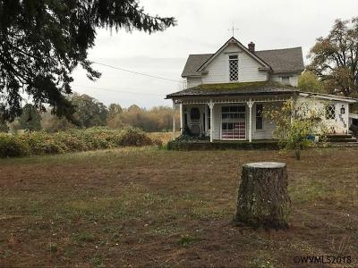 Aumsville Single Family Home For Sale: 8838 Silver Falls Hwy