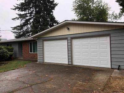 Salem Single Family Home For Sale: 5171 Lardon Rd