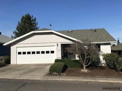 Salem Single Family Home For Sale: 1769 Nut Tree Dr