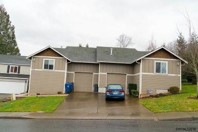 Salem Multi Family Home For Sale: 910 Alina (& 912) Av