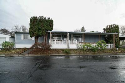 Keizer Manufactured Home For Sale: 5355 River (#106) Rd #106