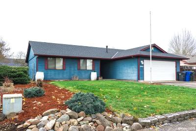Keizer Single Family Home Active Under Contract: 4943 Four Winds Dr