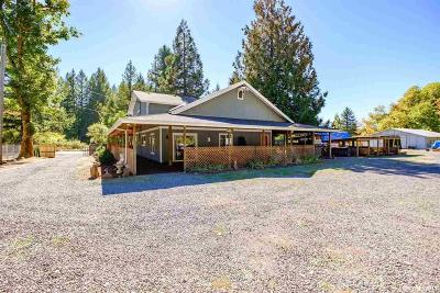 Sweet Home Single Family Home For Sale: 45077 Quartzville Rd