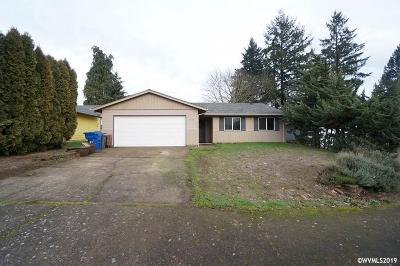 Keizer Single Family Home Active Under Contract: 4044 Noon Av