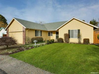 Keizer Single Family Home For Sale: 170 Bronec Ln