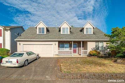 Salem Single Family Home For Sale: 5397 Catalina St