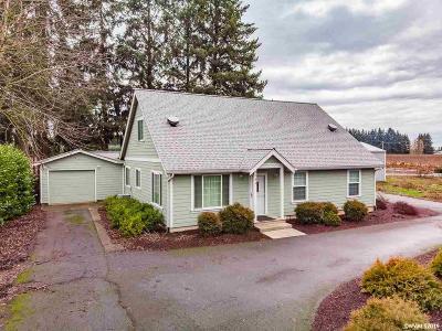 Salem Single Family Home For Sale: 5595 Hazelgreen Rd