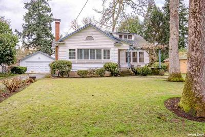 Salem Single Family Home For Sale: 1330 21st St