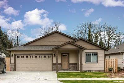 Salem Single Family Home Active Under Contract: 2710 (Lot 27) Bailey Jean Ct