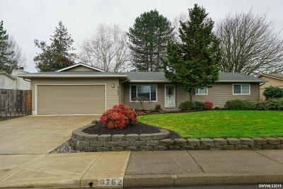 Keizer Single Family Home Active Under Contract: 6762 Birchwood Ct