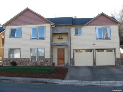 Salem Single Family Home For Sale: 2336 Morrow Ct
