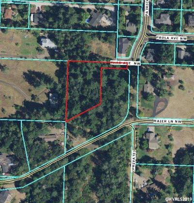 Albany Residential Lots & Land For Sale: Patrick (Off Of) Ln