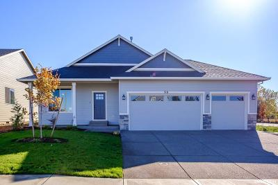Aumsville Single Family Home For Sale: 318 Makayla (Lot #4) St