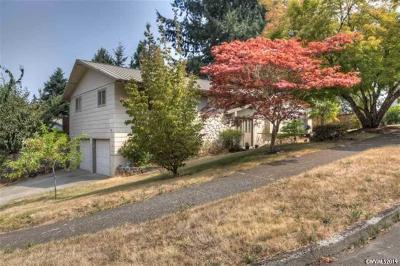 Salem Single Family Home For Sale: 593 Juntura Wy
