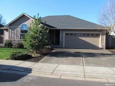 Salem Single Family Home Active Under Contract: 6439 Robin Hood St