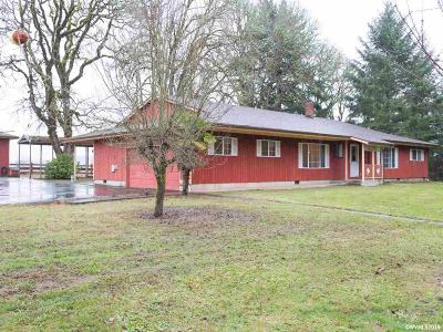 Albany Single Family Home For Sale: 2105 Oak Grove Dr