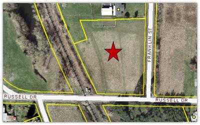 Lebanon Residential Lots & Land For Sale: 2140 Franklin (Next To) St
