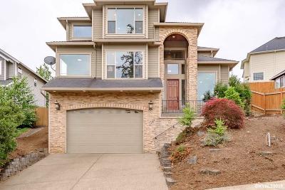 Salem Single Family Home For Sale: 2390 Dalke Ridge Dr