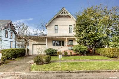 Dallas Single Family Home For Sale: 1243 SE Jefferson St