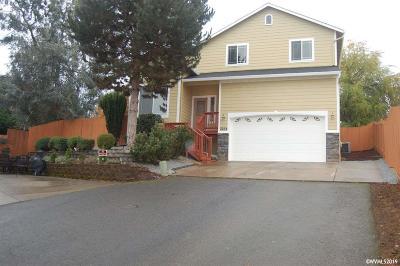Salem Single Family Home For Sale: 2254 Deerwind Av