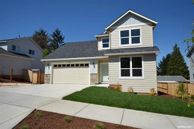 Salem Single Family Home For Sale: 5651 Boundary (Lot #8) Dr