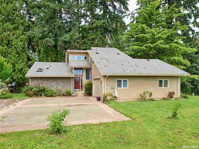 Woodburn Single Family Home For Sale: 15207 Union School Rd