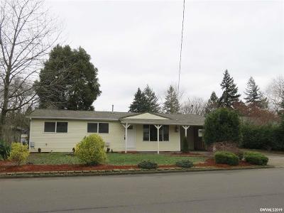 Keizer Single Family Home For Sale: 4052 Brooks Av
