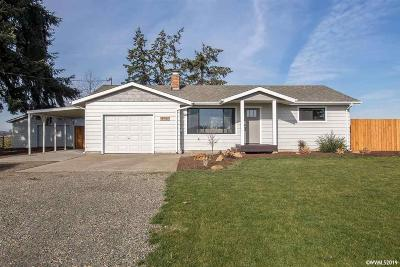 Turner Single Family Home Active Under Contract: 6967 Stayton Rd