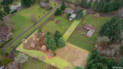 Sweet Home Residential Lots & Land For Sale: Tl 1316 Riggs Hill Rd