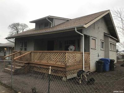 Salem Single Family Home For Sale: 1245 16th St