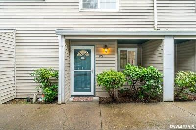 Salem Condo/Townhouse Active Under Contract: 4001 12th Cutoff (#29) St