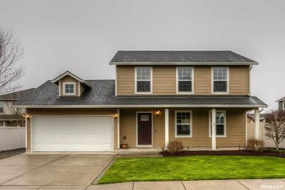 Stayton Single Family Home Active Under Contract: 2240 Wildflower Ct