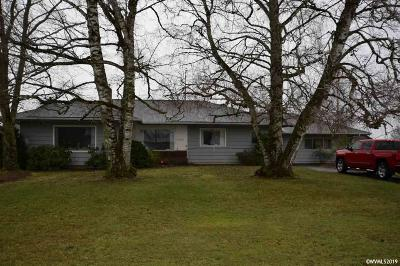 Canby Single Family Home For Sale: 10581 S Heinz Rd